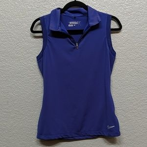 Nike Golf Tour Performance Dri-Fit sleeveless